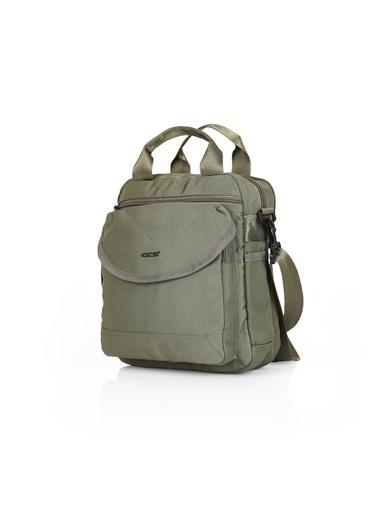 ÇÇS Çanta Omuz Çantası Yeşil